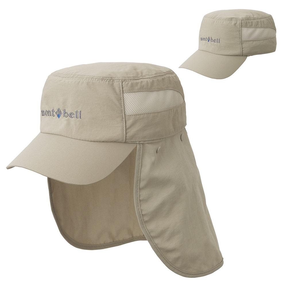 モンベル帽子
